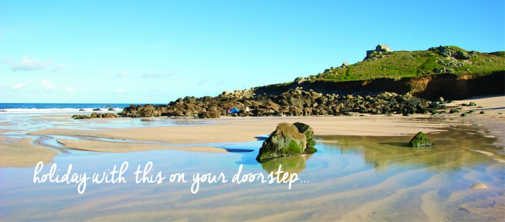 St Ives accommodation, holiday with Porthmeor on your doorstep